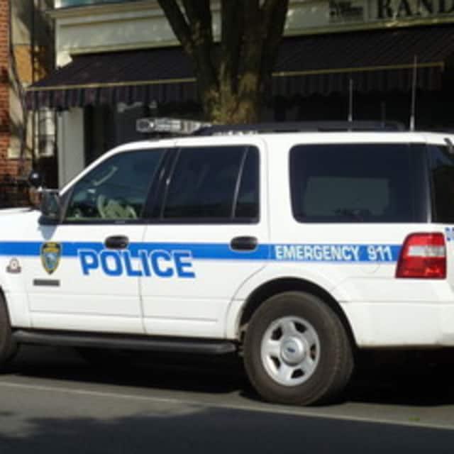 Dobbs Ferry police say a local resident threw a Molotov cocktail near a hospital.