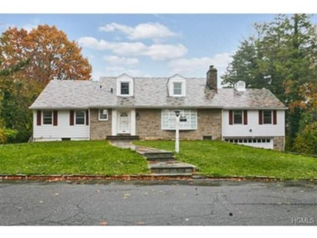 This house at 35 Bonita Vista Road in Mount Vernon is open for viewing on Sunday.