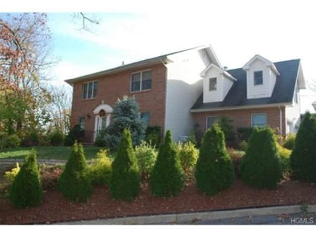 This house at 101 Wildway in Bronxville is open for viewing on Sunday.