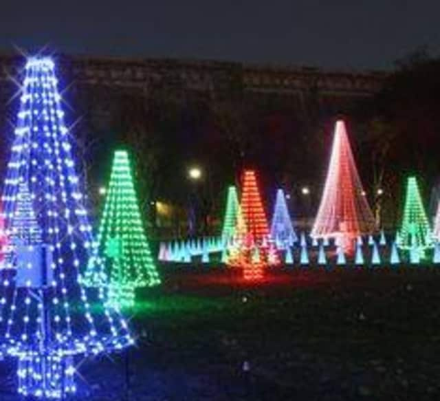 The festivities will take place at 6 p.m. on Saturday, Nov. 29 at Kensico Dam Plaza in Valhalla.
