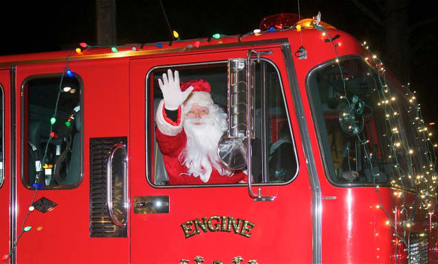 Santa Claus can expect unseasonably warm temperatures when he visits the Hudson Valley.