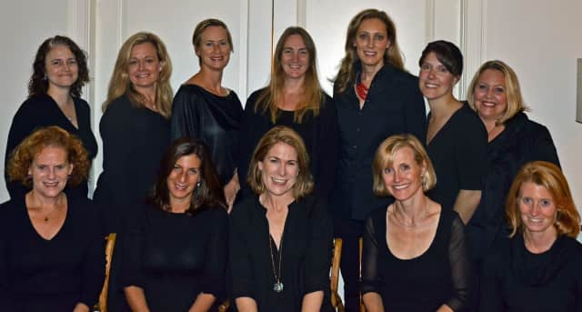The Acabella group will be performing at the Darien Library Dec. 7.