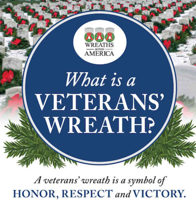 Wreaths Across America owners Karen and Morrill Worcester will stop their caravan at 6:45 p.m. on Dec. 9 at the Route 95 rest stop between exits 9 and 10 to present a wreath to its manager, Sherry Dell.