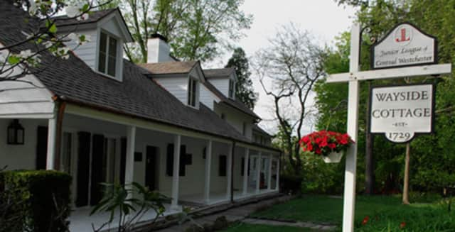 The Junior League of Central Westchester will host an open house Dec. 14 at Wayside Cottage.
