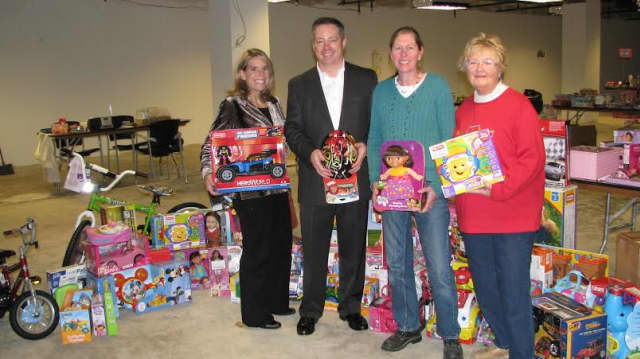 Children's Bank, a program of the Children's Connection under Norwalk-based Human Services Council, is soliciting gifts for children for the holidays.