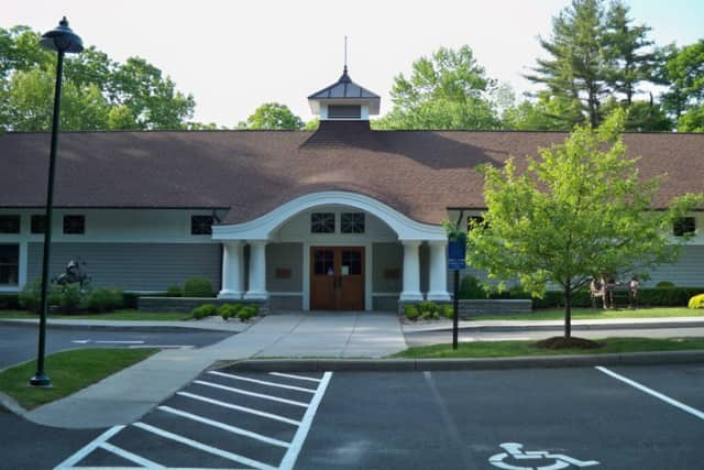 The Mark Twain Library is on 439 Redding Road.