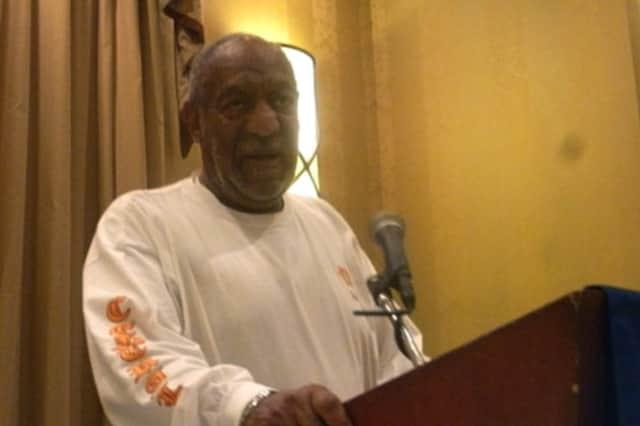 Bill Cosby in Tarrytown in May