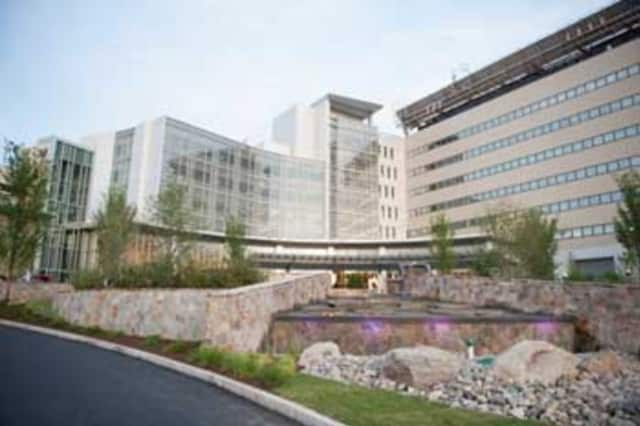 Danbury Hospital now has drive-through coronavirus testing.