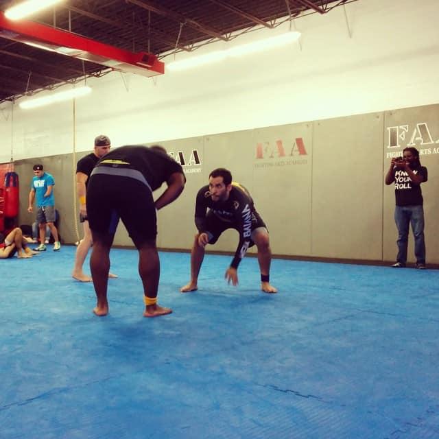 There will be a Brazilian Jiu Jitsu tournament Jan. 24 in Ramsey.