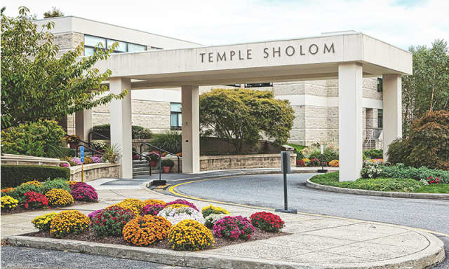 More than 40 teens from Temple Sholom in Greenwich recently prepared 50 Thanksgiving meals for senior citizens in need.