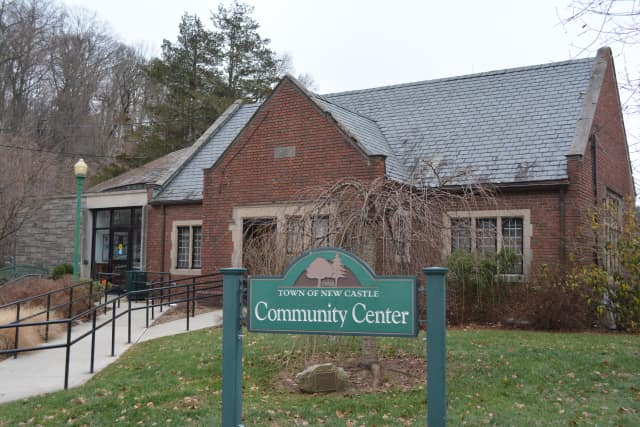 The Community Center, which is on Senter Street in downtown Chappaqua.