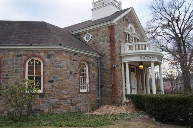Katonah Village Library.