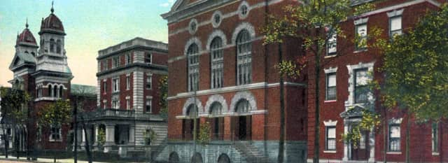 The University of Scranton is located in Scranton, Pa.