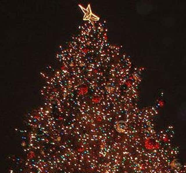 Mount Vernon's first annual tree lighting on Dec. 7 was a success.