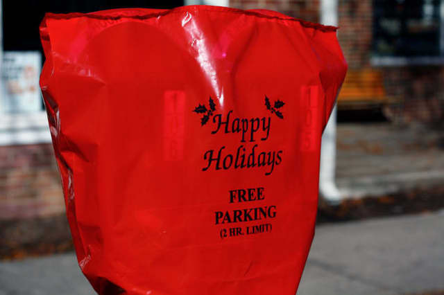 There will be free parking in Mount Vernon from 8 a.m. to 9 p.m. from Dec. 16-26.