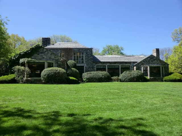 The Scarsdale Public Library is at 54 Olmsted Rd. in Scarsdale.