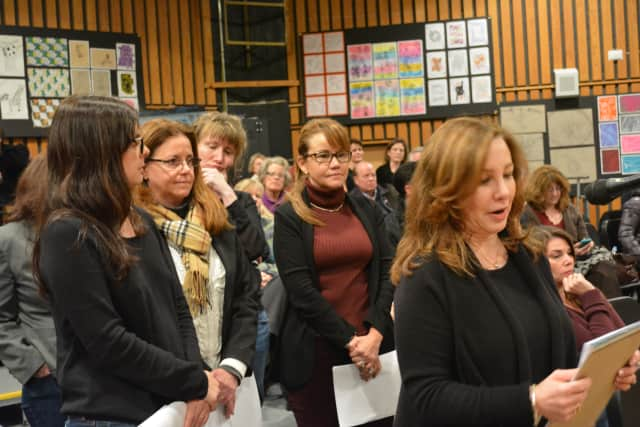 Parents in the Bedford Central School District spoke critically of how special-education students have been served.