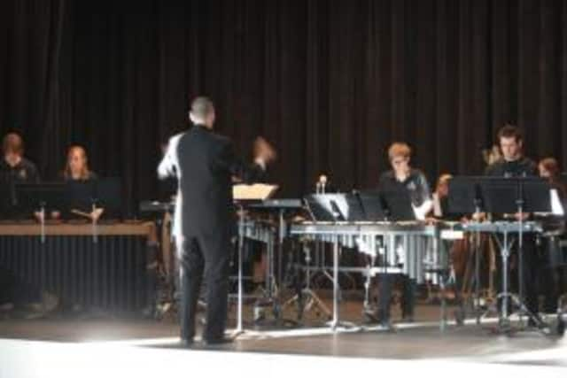 The Eastern Percussion Ensemble