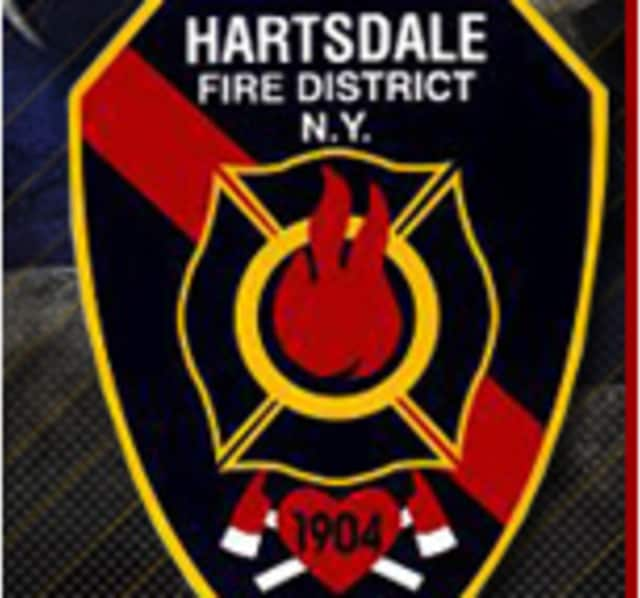 Harstdale Fire District has a new commissioner