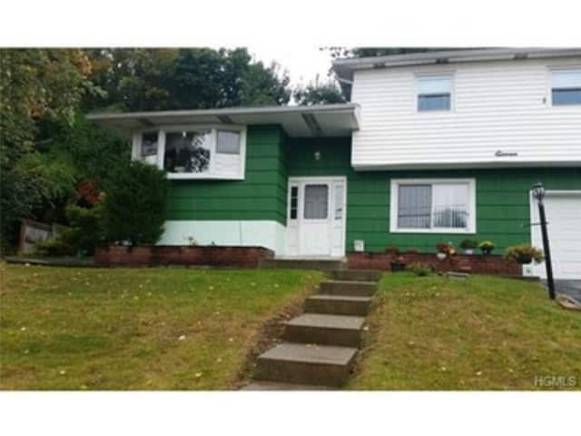This house at 11 Buena Vista Ave. in Peekskill is open for viewing on Saturday.