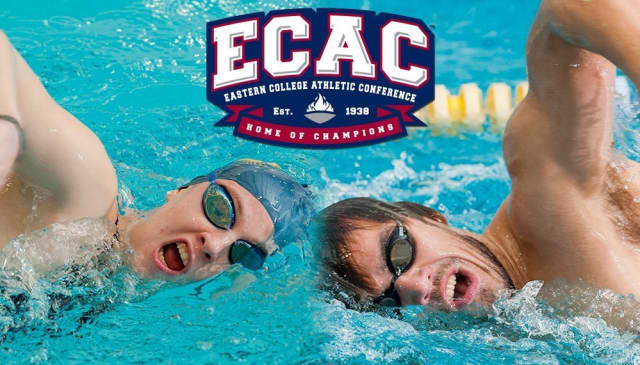 Pace University freshmen swimmers Madison Kiefer and Robert O'Gorman are the Rookies of the Week.