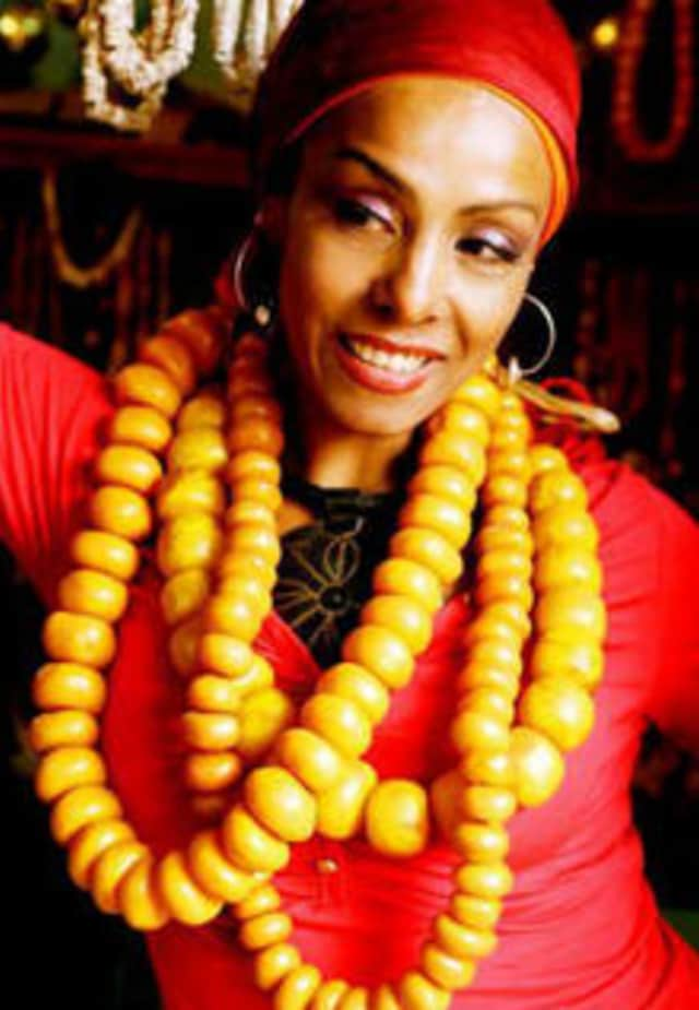 Zap Mama will perform at the Ridgefield Playhouse on Friday, Jan. 9.