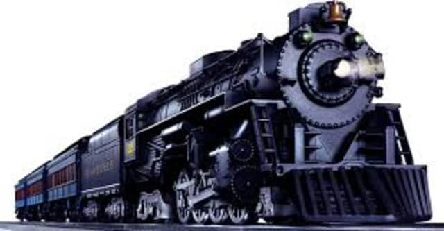 Lasdon Park is holding its holiday train show.