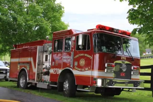 The Yorktown Fire Department Parade is next week