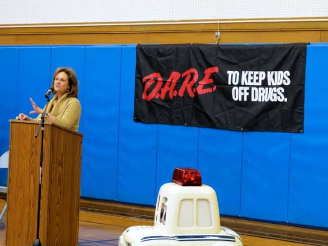 Croton Community Coalition Chairwoman Laurie Dean works with families and teens struggling with drug and alcohol abuse.