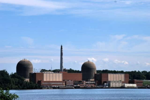 There are two nuclear power plants at Indian Point.