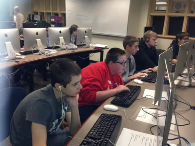 A coding workshop is one of the events planned for teens in middle and high school this month at the Greenwich Library.