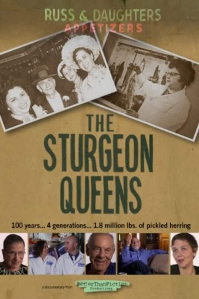 """The Sturgeon Queens"" will be screened at Temple Shaaray Tefila."