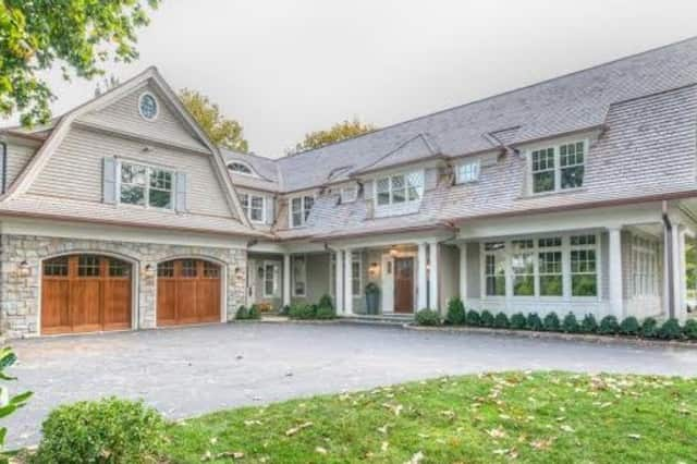 Julia B. Fee Sotheby's International Realty is listing a just-completed custom Shingle Style new construction home in Rye at 241 Milton Road.