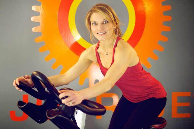 JoyRide Cycling Studio's Rhodie Lorenz