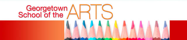 The Georgetown School of the Arts announced its winter class schedule for young students.