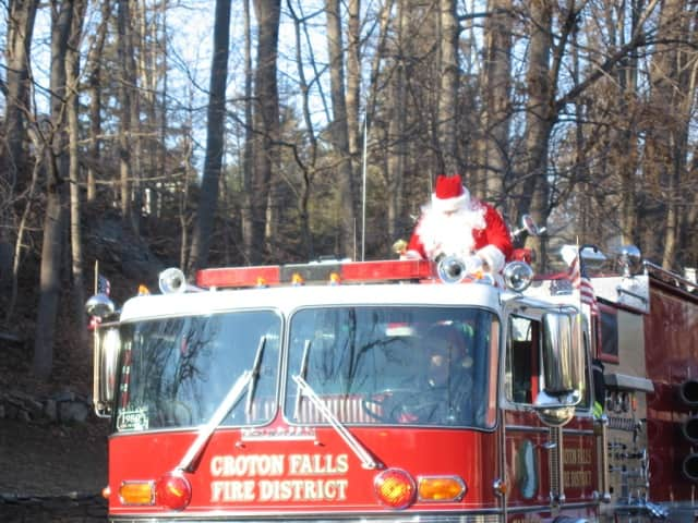 The Croton Falls Fire Department will host its annual Candy Cane Run on Sunday, Dec. 21.