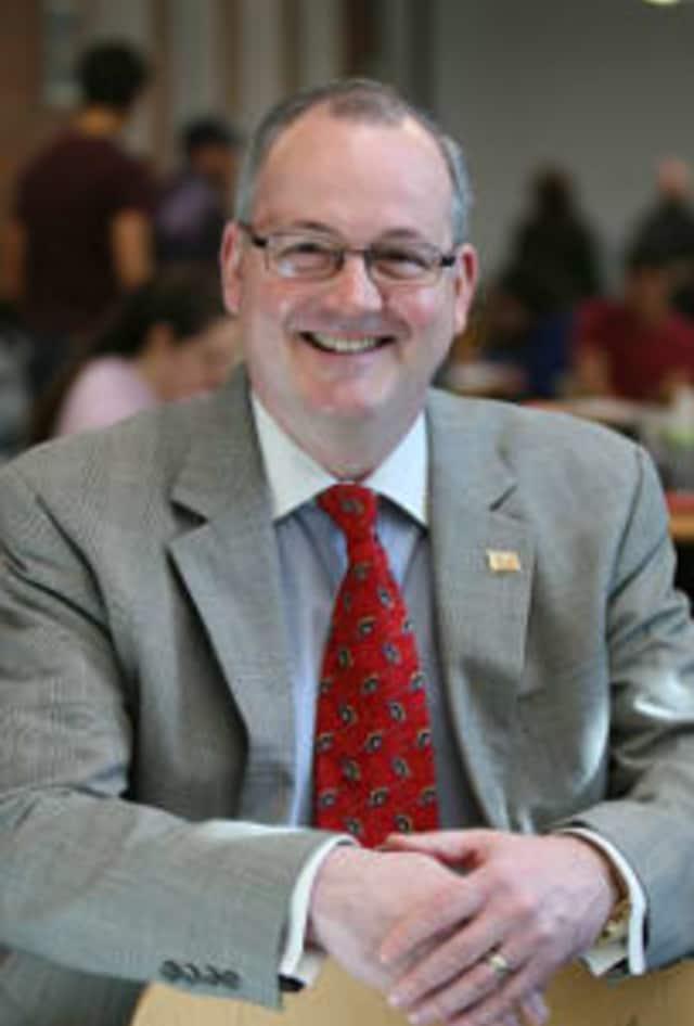 Eastchester Superintendent Dr. Walter Moran.