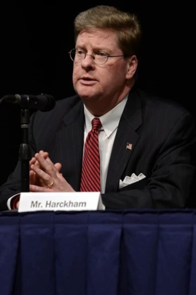 Legislator Pete Harckham