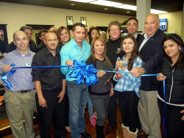 Mount Kisco Hair Salon & Day Spa opened its salon on Thursday, Dec. 11.
