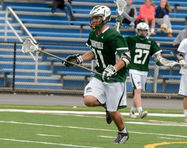 Jack Drillock has committed to play lacrosse at Siena College.