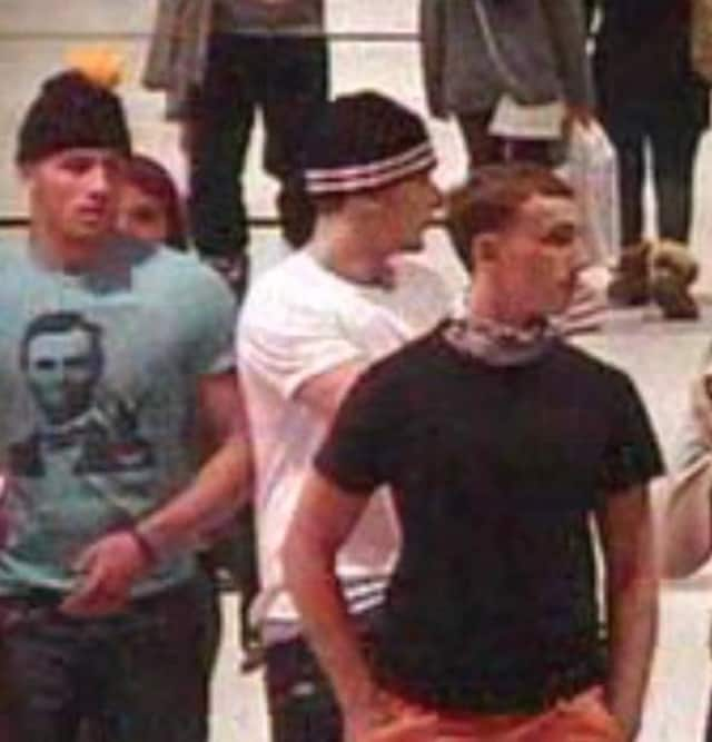 Three teens from Yonkers and Tuckahoe each received probation for a hate crime they committed last Black Friday at the Palisades Mall.