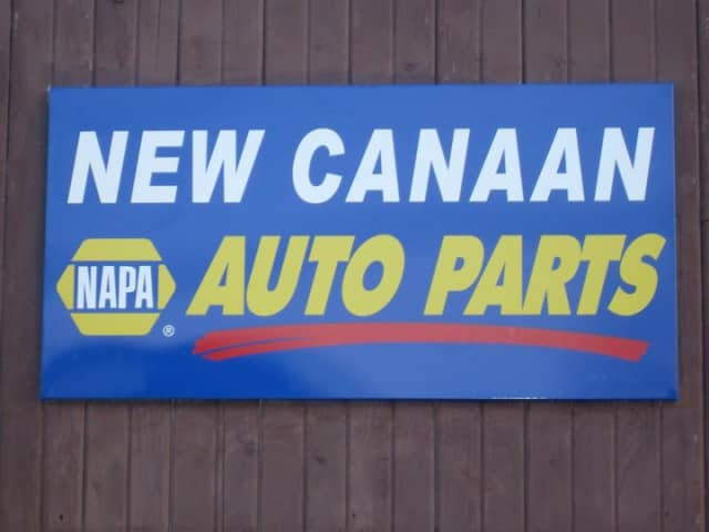 NAPA New Canaan Auto Parts has moved to a new location on 26 Cross St.