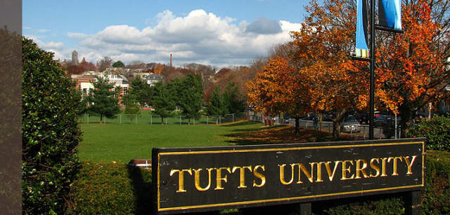Andrew Kager, a Bedford resident and student at Tufts University, has been named to the Dean's List at Tufts.