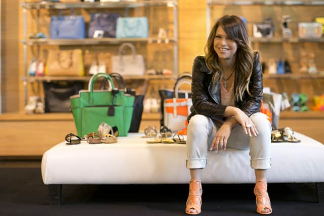 Elyse Walker, fashion director of ForwardbyElyseWalker.com, grew up in Scarsdale.