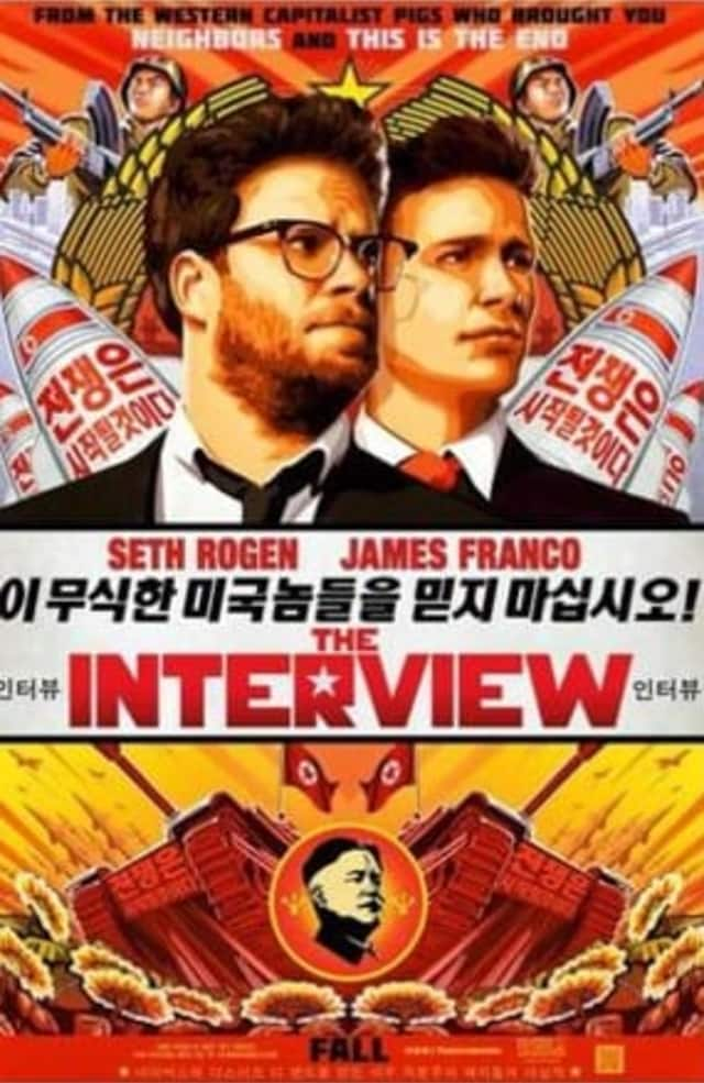 "Alamo Drafthouse will be showing the controversial movie, ""The Interview,"" starting at midnight on Christmas night."