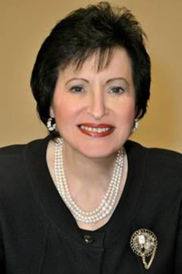 Harriet R. Feldman, dean and professor of the College of Health Professions and the Lienhard School of Nursing.