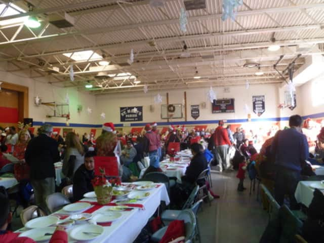 The Westchester Community Christmas Day Dinner.