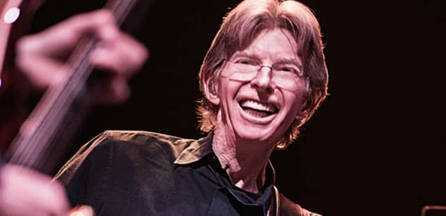 Founding Grateful Dead bassist Phil Lesh joins Joe Russo's Almost Dead to form the band PhilRAD.
