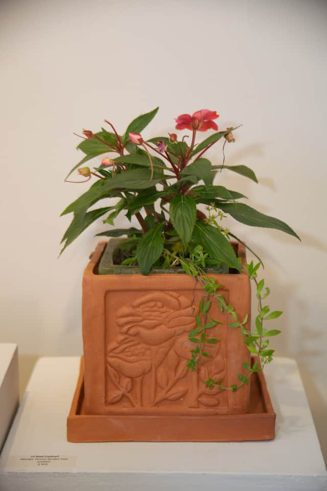 Participants can learn to build Terra Cotta Planters during a workshop at The Clay Art Center.
