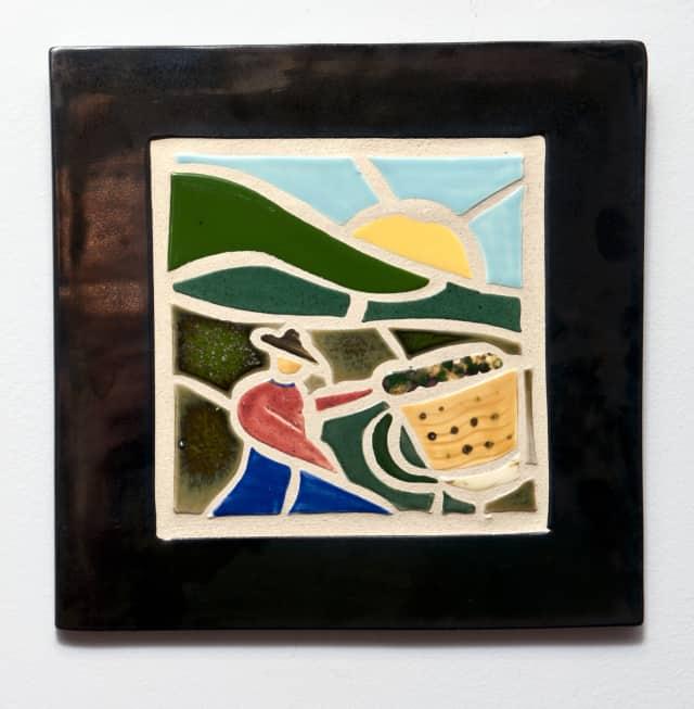 Handmade Tile Exploration with Judith Weber begins on Jan. 10.